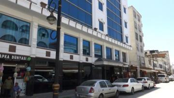 Kentin ilk 5 yıldızlı oteli tadilata alındı