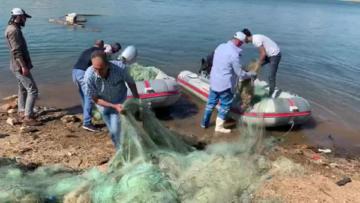 Diyarbakır'da av yasağı denetimi