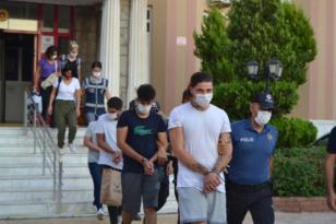 Eskort operasyonu: 6 tutuklama