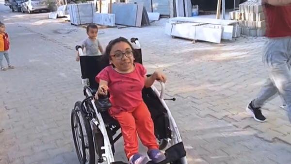 Akülü sandalye hayalini gerçeğe dönüştü