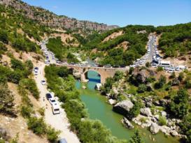 Diyarbakır'ın saklı cenneti!