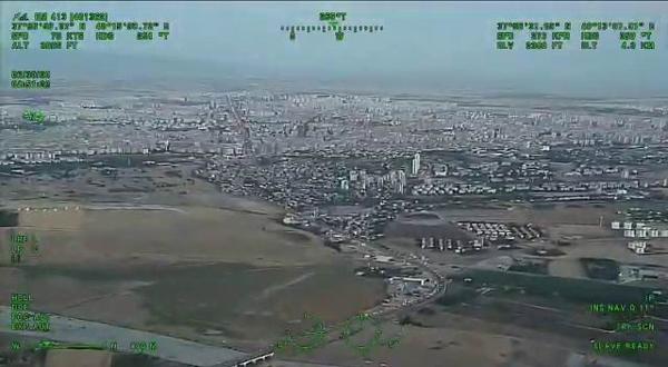 Hava destekli uyuşturucu operasyon: 38 gözaltı
