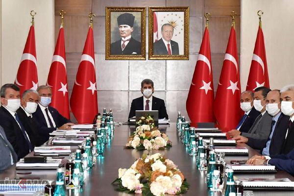 İçişleri Bakan Yardımcısı İnce Diyarbakır'da