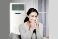 Salgın döneminde klima hastalığına dikkat!