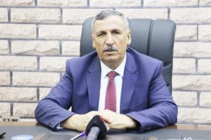AK Parti Çüngüş İlçe Başkanlığına Arslanca atandı