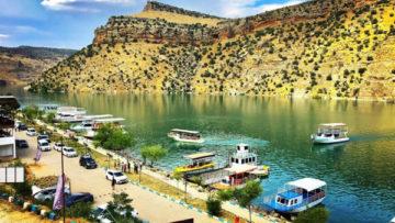 'Eğil, Diyarbakır'da turizmi geliştiren lokomotif merkezlerden biri olacak'