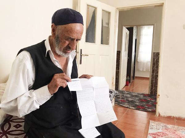92 yaşında, evlilik vaadiyle dolandırıldı