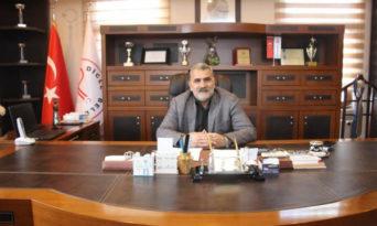Dicle Belediye Başkanı Aygören, partisinden istifa etti