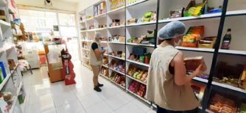 Diyarbakır'da gıda işletmelerine koronavirüs denetimi