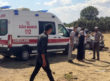 Hafif ticari aracın şarampole yuvarlandı: 4 yaralı
