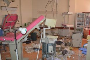Talan edilen özel hastane hastalara değil hırsızlara yar oldu