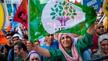 HDP barış zinciri oluşturacak