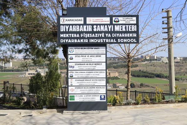 Maarif Koleji, DTSO Sanayi Mektebi oldu!