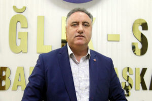 Sağlık-Sen Diyarbakır Şube Başkanı Nurhak Ensarioğlu