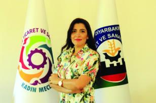 'Üreten kadın, güçlü Diyarbakır'