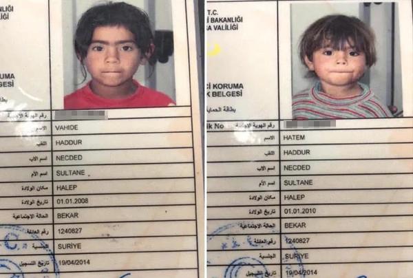 Kayıp Suriyeli kardeşler dilenirken bulundu