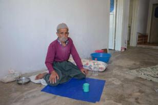 VİDEO HABER – Yaşlı çifte kaçak elektrik cezası!