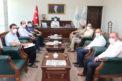 Yenişehir filyasyon çalışmaları takip kurulu toplandı
