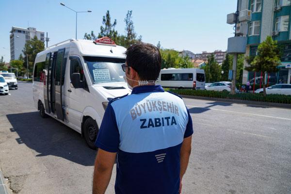 Diyarbakır'da korona virüs denetimlerinde ceza yağdı