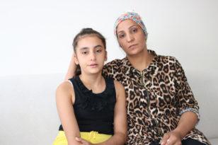 11 yaşındaki Zeynep'in feryadı yürek burkuyor!
