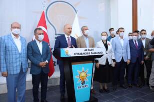 '18 yılda Diyarbakır'a 7 milyar liranın üzerinde yatırım'