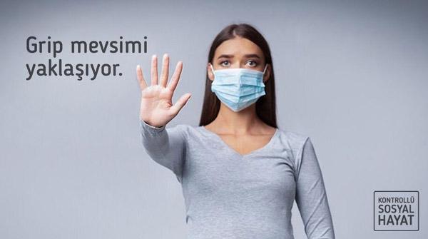Bakan Koca'dan grip mevsimi uyarısı!