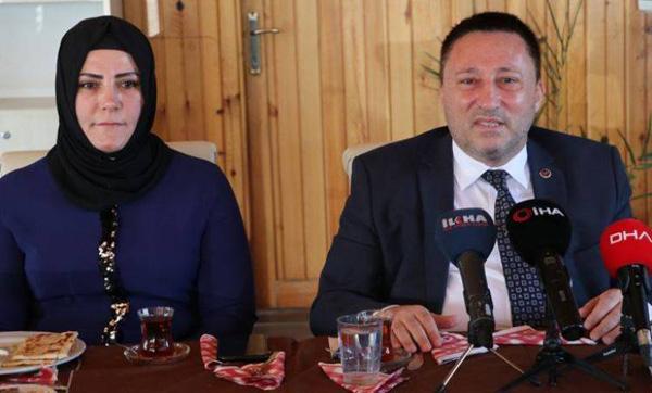 Bağlar Belediye Başkanı Beyoğlu'nun eşi korona oldu!