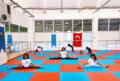 Jimnastik kursu çocuklara birçok özellik kazandırıyor