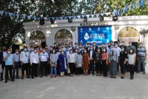 Deva Partisi'nin Diyarbakır'da 3 ilçe başkanı belli oldu