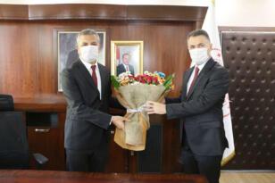 Diyarbakır'a yeni atanan İl Milli Eğitim Müdürü göreve başladı