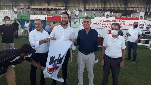 Diyarbakırspor'da şampiyonluk primleri ödendi