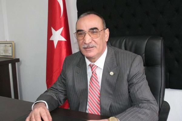 Ergani Ziraat Odası Başkanı İzzet Güzel hayatını kaybetti