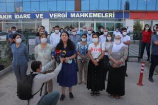 Diyarbakır'da 'kayyum iptal davası' görüldü