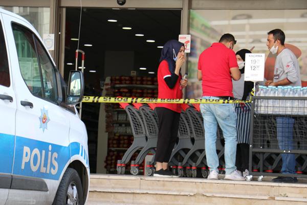 Önce marketi soydu, ardından çalışanı kaçırdı