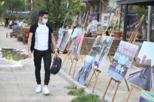 Diyarbakır'da 'Minik Pedallar' etkinliği devam ediyor