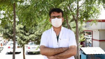 Yerlikaya: Toplum sağlıkçıların yanında
