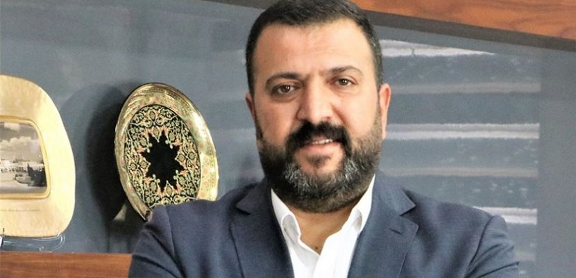 Diyarbakır OSB'nin yeni başkanı Mustafa Fidan