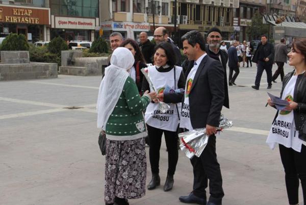 Eren: Diyarbakır Barosu'nun onurlu mirasına sahip çıkacağız