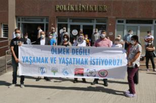 Diyarbakır'da 10 sağlıkçı Kovid-19'dan öldü