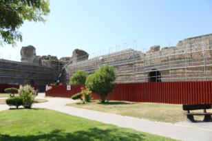 Diyarbakır Surlarında restore başladı