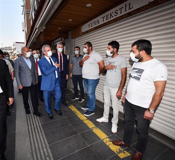 VİDEO HABER – 'Diyarbakır'da 70 kişi yurtlarda kalıyor!'