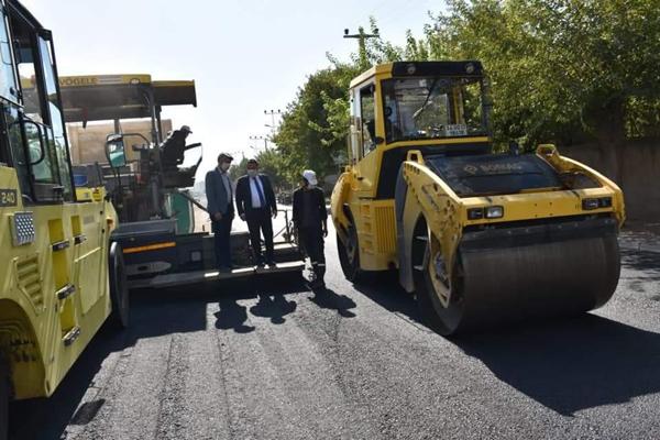 Taziye evlerinin olduğu cadde yenileniyor!