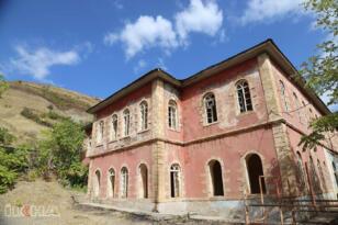 VİDEO HABER – 258 yıllık tarihi yapıları yok olmaya terk edilmiş