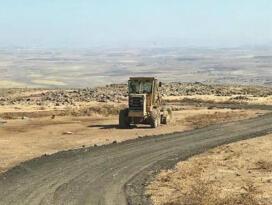 Bağlar Belediyesi kırsal mahalleleri yola kavuşturuyor