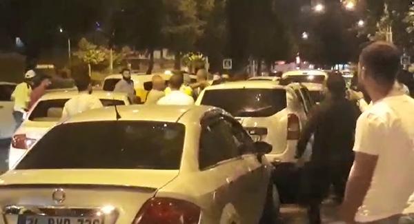 Diyarbakır'da yumruklu 'park yeri' kavgası