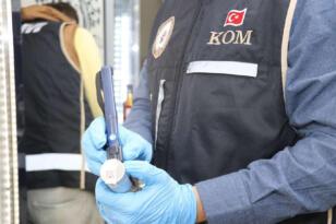 Türkiye genelinde alkol operasyonu